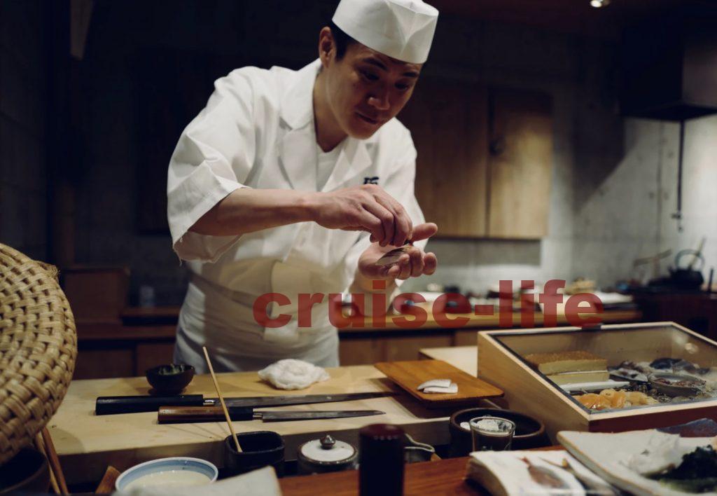 日本人が豪華客船で働く理由