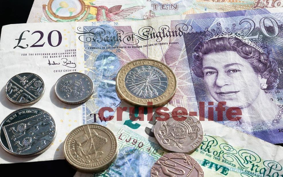イギリスの通貨はポンド