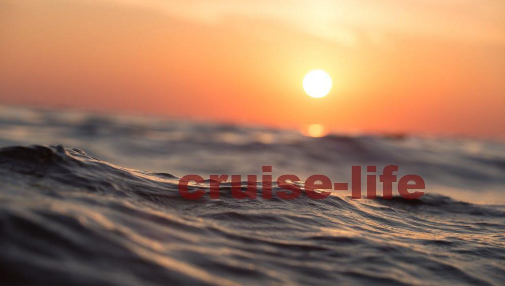 今日は航海日