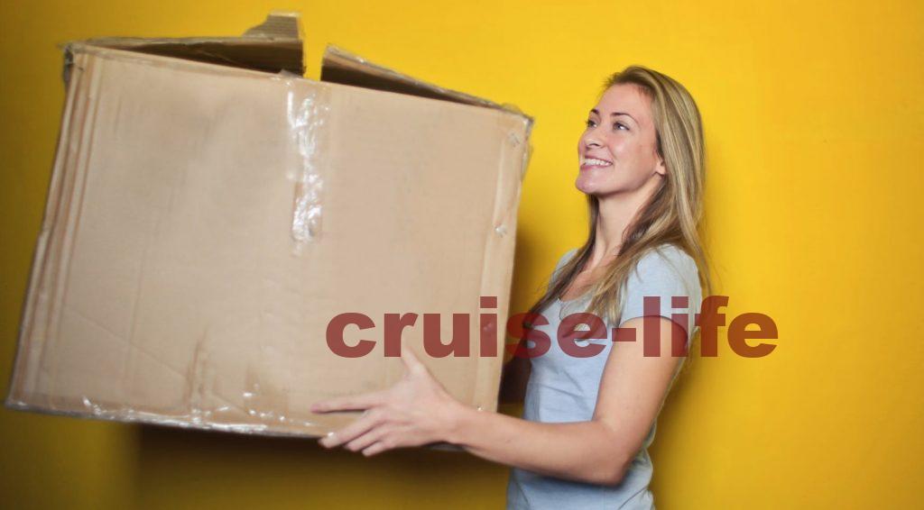 クルーズ旅行は荷物の移動必要なし