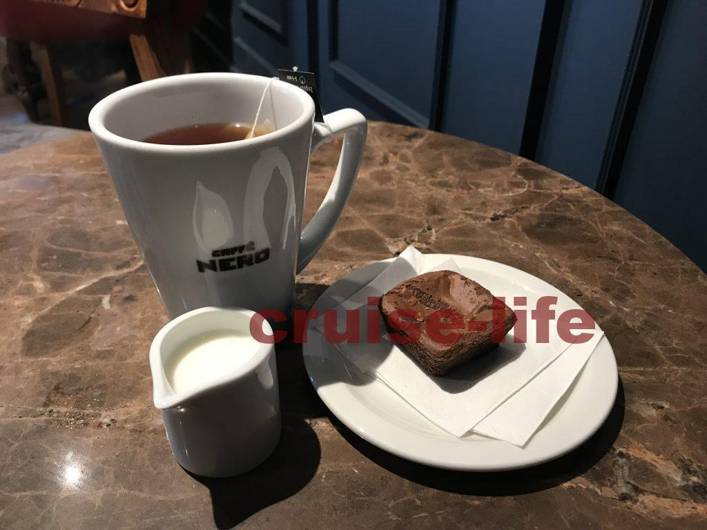 エディンバラのおすすめカフェ