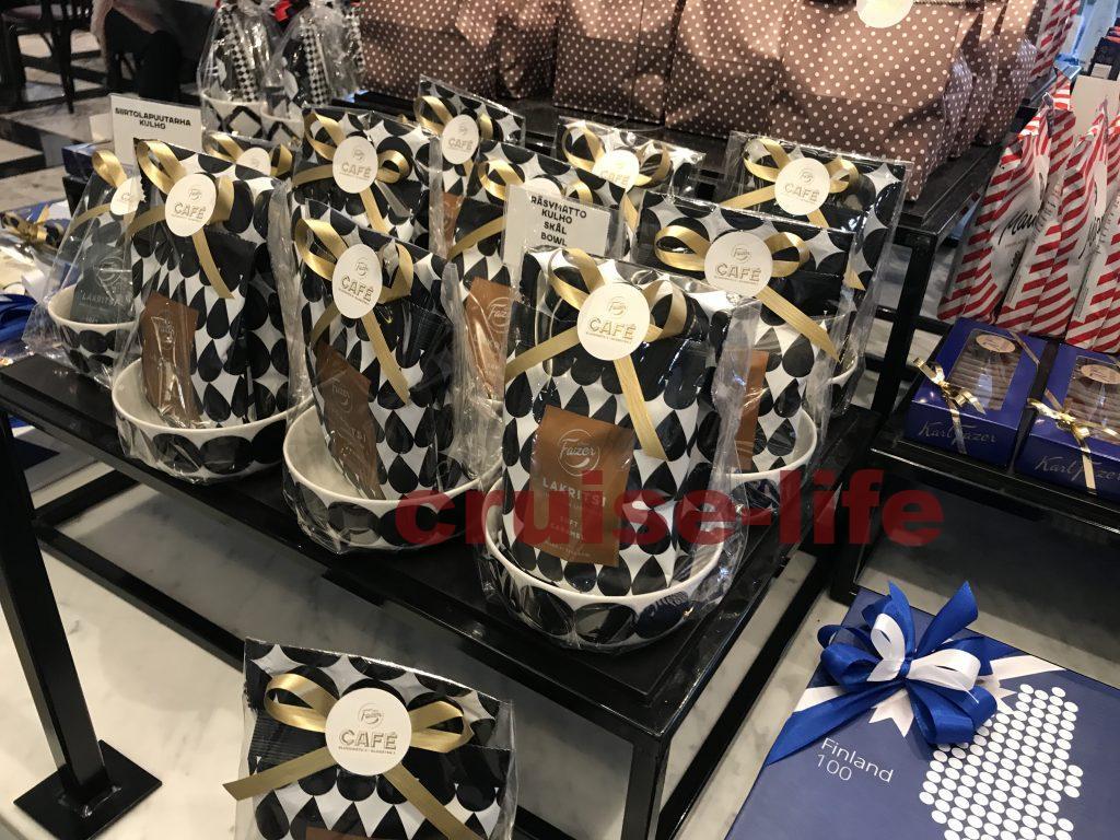 Fazer cafeのチョコレート