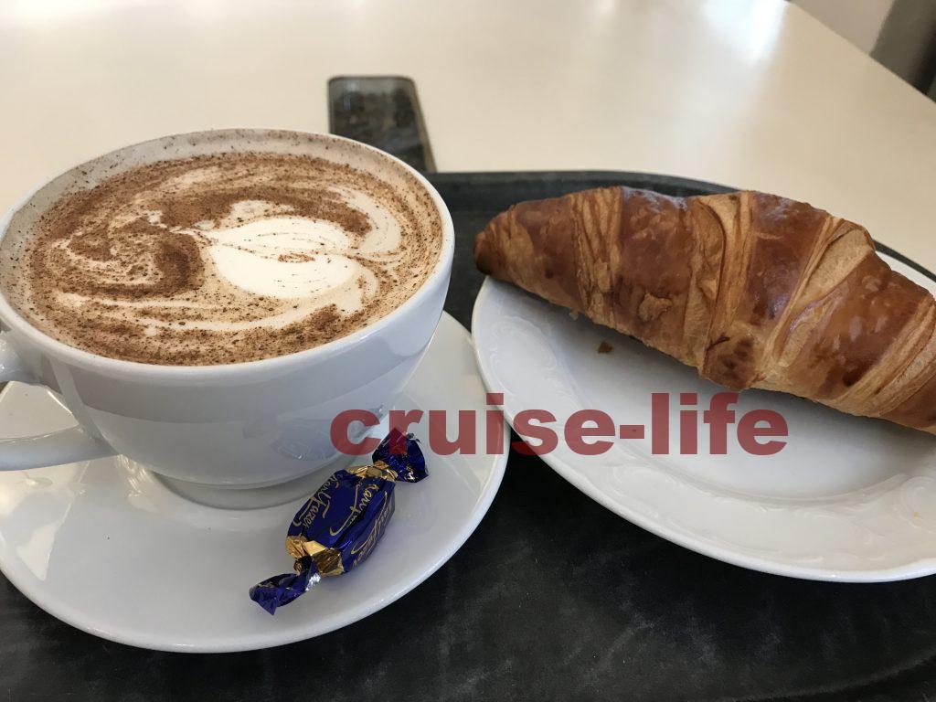 ヘルシンキのFazer cafe