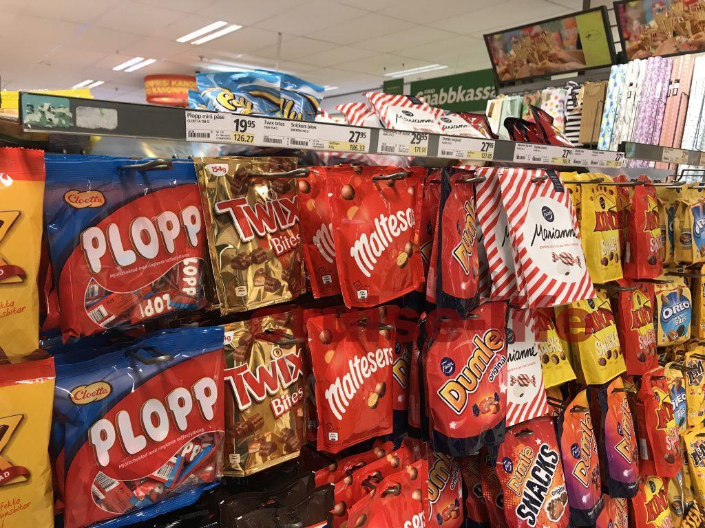 スウェーデンの物価