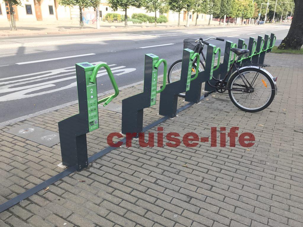 シェアサイクル(自転車)