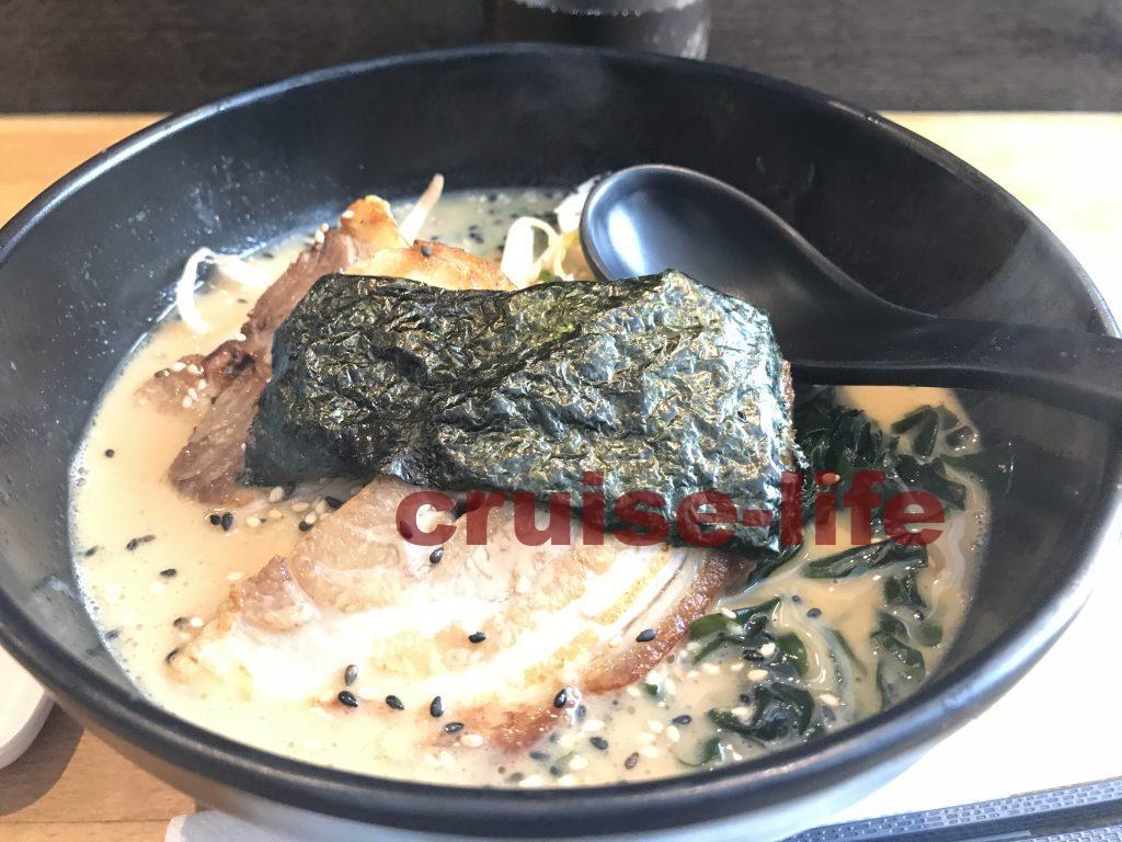 エディンバラの日本食ラーメン