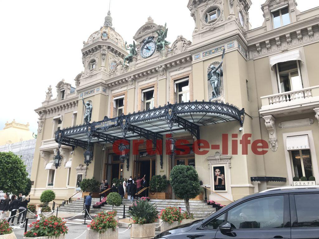 モナコの有名カジノ