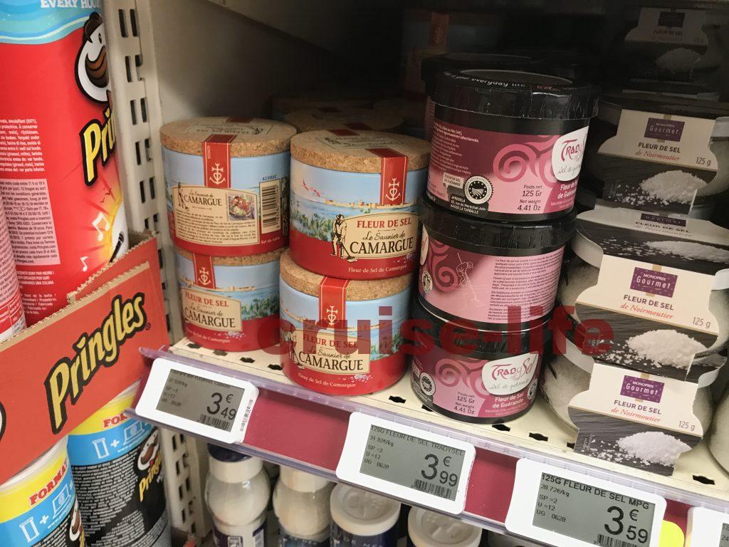 フランスのスーパーで買えるおすすめお土産