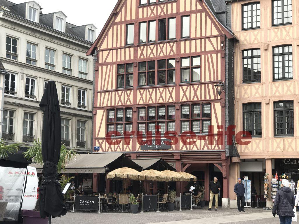 フランス・ルーアンのおすすめレストランCANCAN