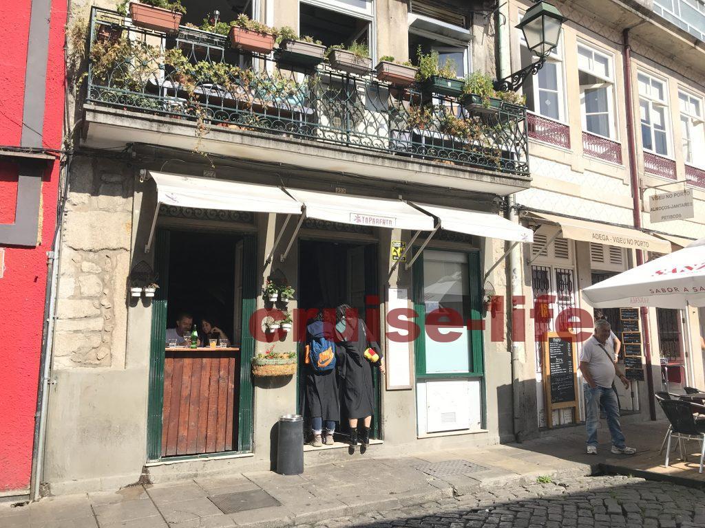 ポルトガルのポルトのおすすめレストランはここ