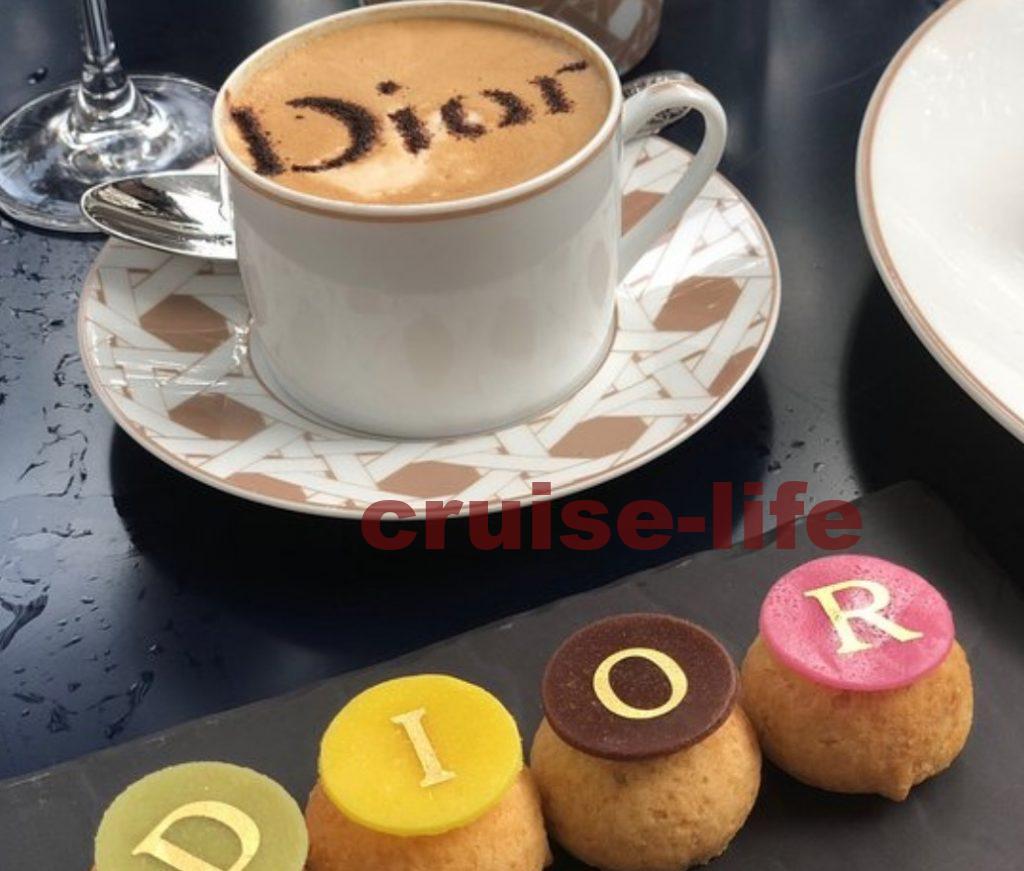 Dior Des Lices Restaurant, Saint Tropez