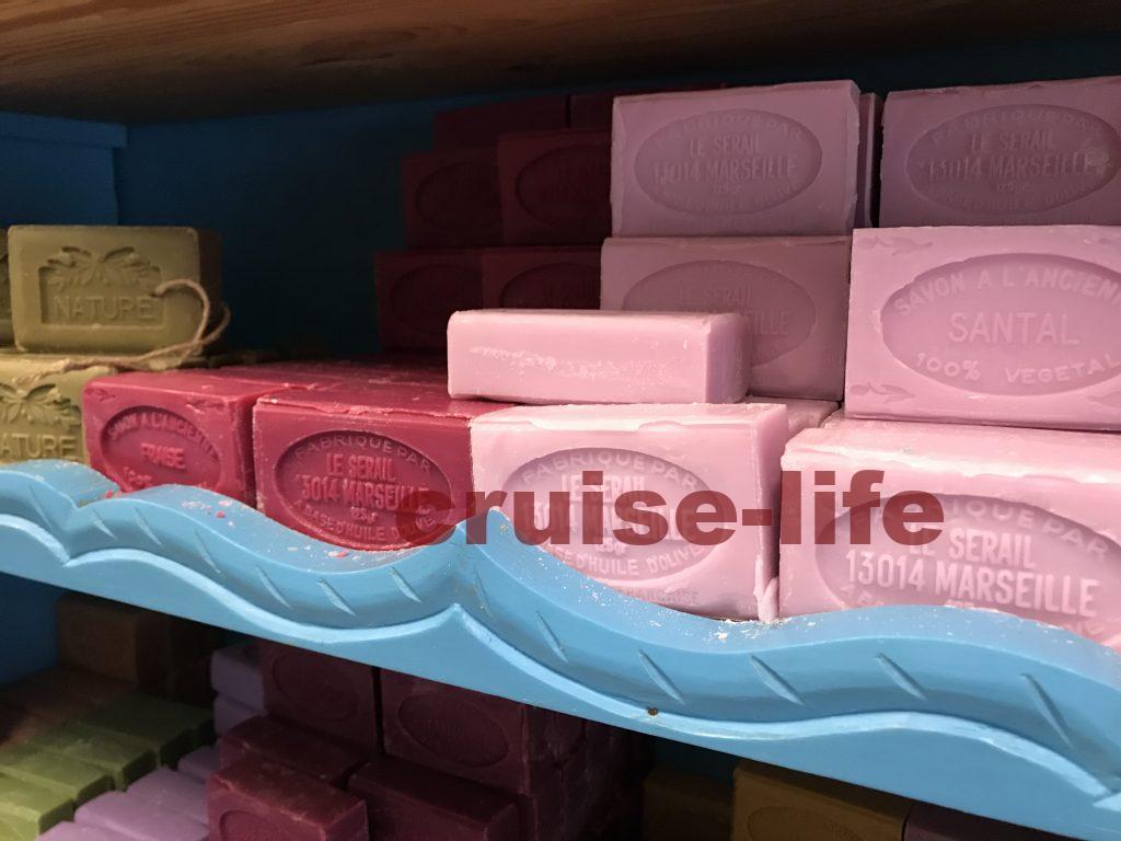 フランス・マルセイユの石鹸