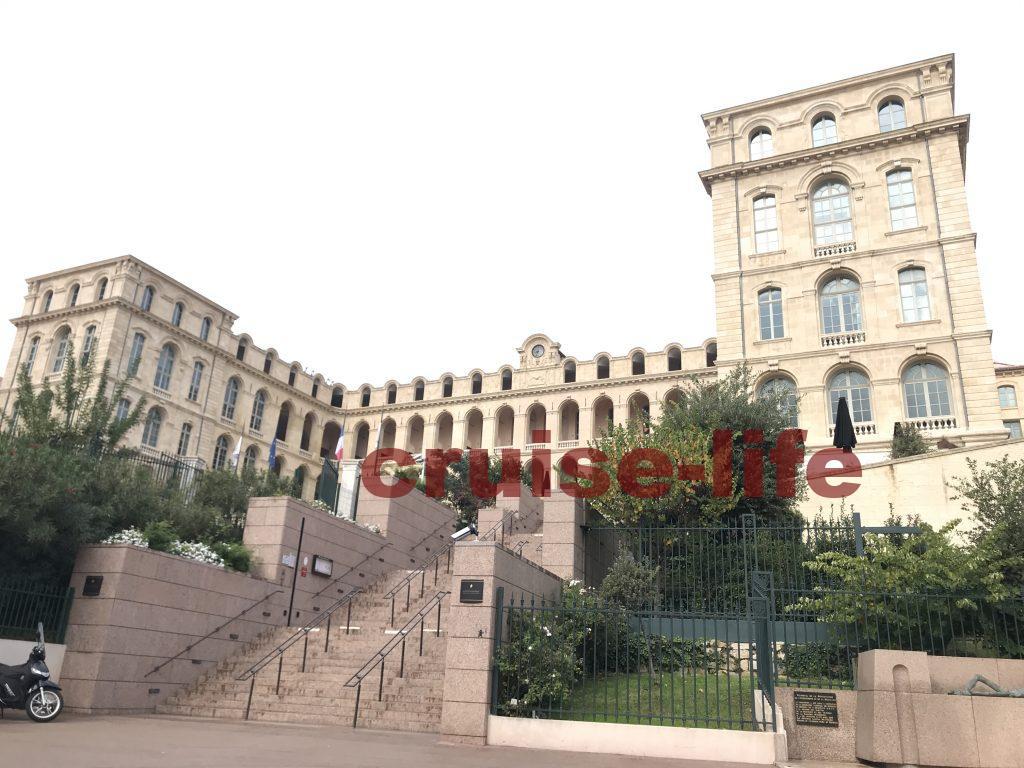 フランス・マルセイユのインターコンチネンタルホテル
