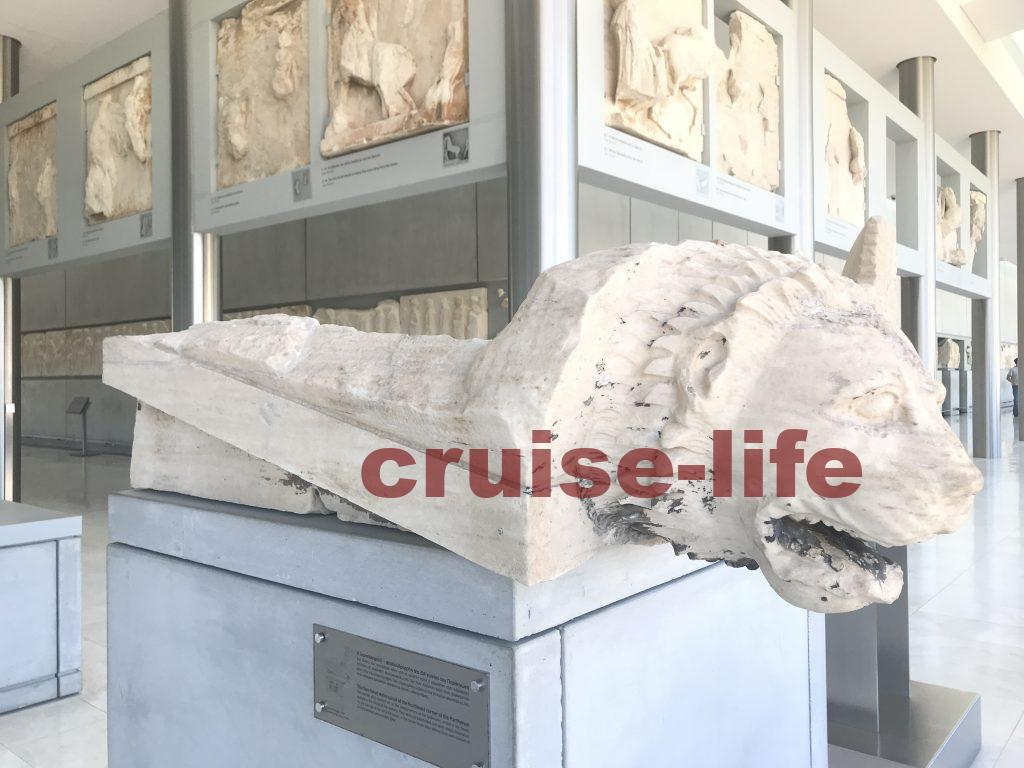 ギリシャのアクロポリス美術館の見どころ