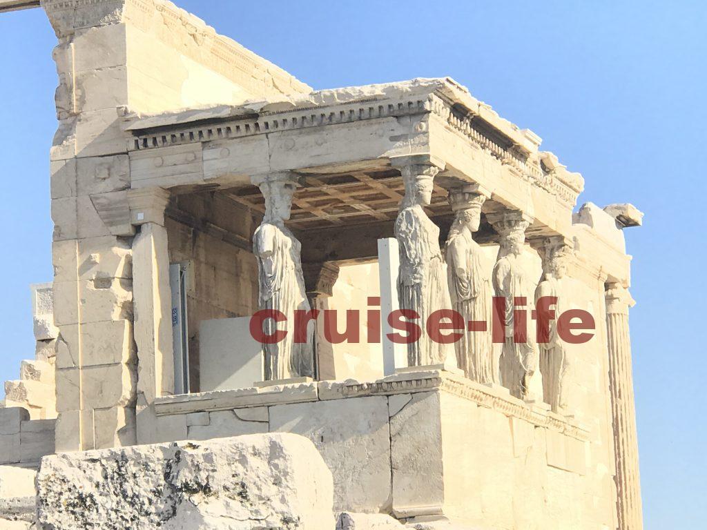 ギリシャ・アテネの観光スポットパルテノン神殿