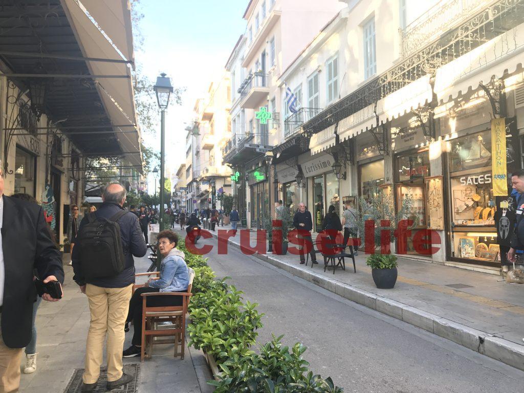 アテネのおすすめホテル周辺