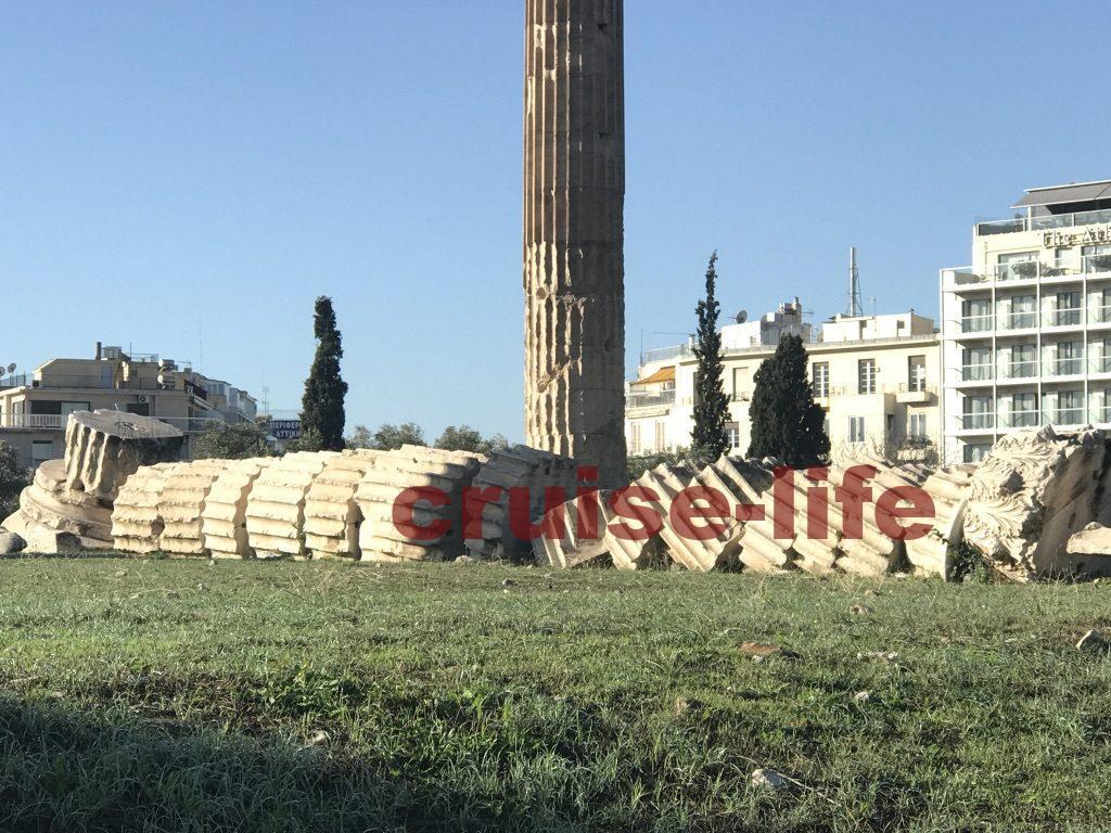 アテネのゼウス神殿