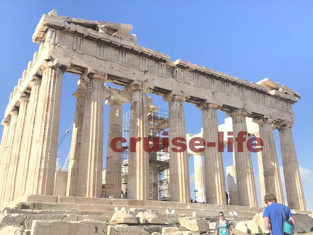 ギリシャのアテネ観光スポット・パルテノン神殿