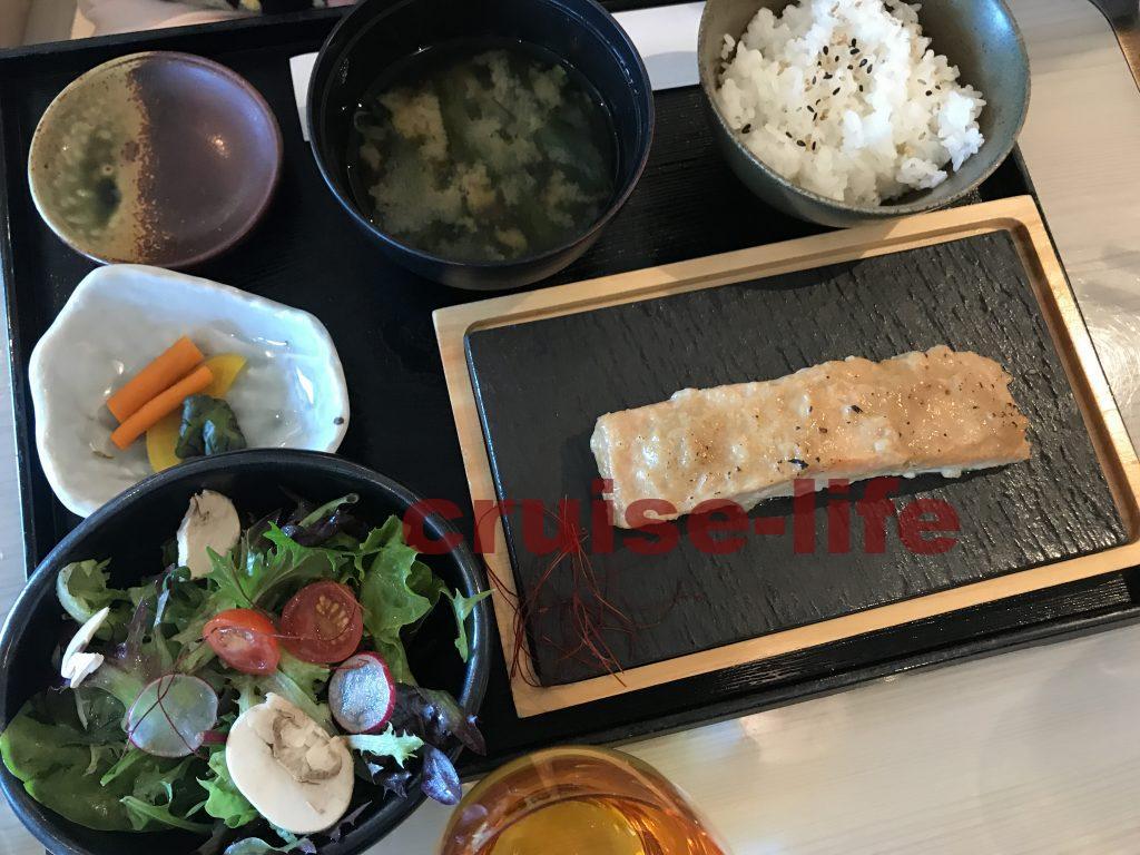 シーボーンのお寿司屋さん