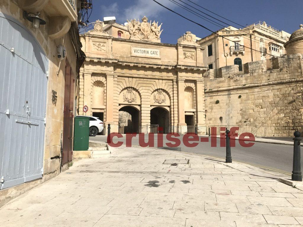 マルタ共和国バレッタの街並み